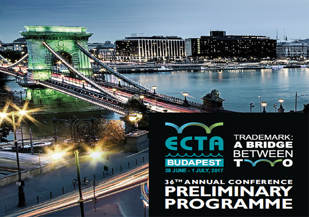 ECTA - 36ma Conference in Budapest